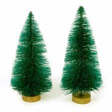 miniatures sisal wreaths trees