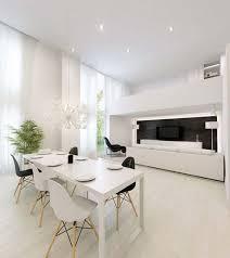 Sexy Black And White Interior Design Ideas Interior Living - White interior design ideas