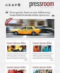 email newsletter templates 40 hand picked premium designs