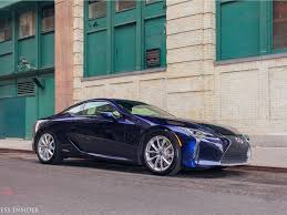 lexus lfa 0 60 lexus lc 500 and lc 500h review business insider