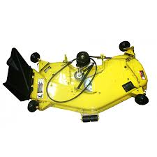 john deere 48 inch side discharge complete mower deck gt u0026 gx