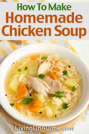 day after thanksgiving turkey carcass soup homemade chicken and turkey soup recipes living on a dime
