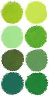 chartreuse hue pure color with tints hue white shades