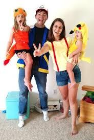 Eevee Halloween Costume Pokémon Costumes Trainers Types Trainers