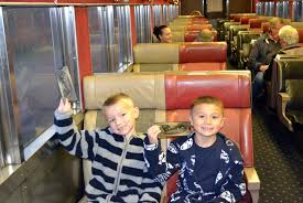 the mt hood railroad polar express train ride is a holiday treat