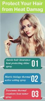 Seeking Best Hair Care Tips Seeking Best Ways To Protect Your Hair From Heat