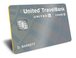 Chase Visa Business Credit Card United Airlines And Chase Introduce The United Travelbank Card A
