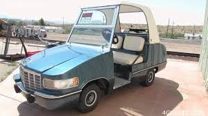 cadillac golf cart car for sale youtube