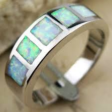 white fire rings images 590 best opal inlay rings images jewel jewelery jpg