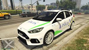 ford focus png malaysia police pdrm ford focus rs gta5 mods com