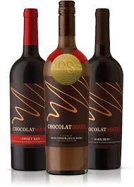 chocolate wine chocolatrouge chocolate and wine deliciously different