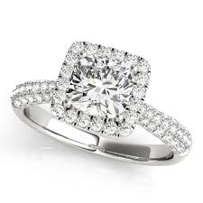 Vintage Style Cushion Cut Engagement Rings Cushion Engagement Rings From Mdc Diamonds Nyc