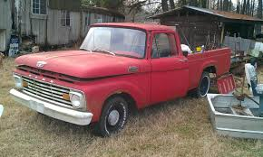 Oldride Classic Trucks Chevrolet - 1963 ford pickup photo picture