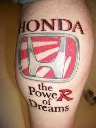 honda tattoos powerofdreams tattoo photo talyah11 tattoo share images