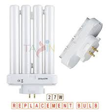 fluorescent light natural sunlight 27w replacement fluorescent light bulb for natural daylight