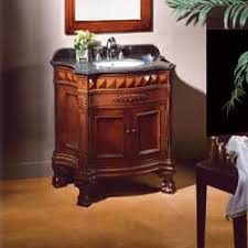 Cherry Bathroom Vanity Cabinets Cherry Finish Bathroom Vanities U0026 Vanity Cabinets Shop The Best