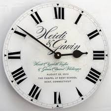 wedding clocks gifts wedding clocks gifts wedding ideas weddings and