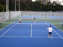 Backyard Tennis Court Cost Should I Resurface My Tennis Court With Flex Court Tiles Neave