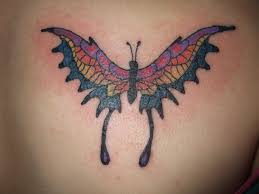 shoulder meaning butterfly tattoos design idea for and