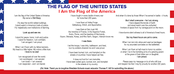Us Flag Facts Honoring Our American Flag Memorial Day Etiquette The Villager