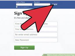 design your own church fans how to create a church facebook page 9 steps with pictures
