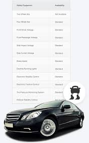 vin referenced vehicle details u0026 specs data dataone software
