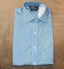light blue striped polo dress 69 99 new polo ralph lauren 15 5 32 33 regent dress shirt light
