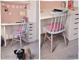 pour mon bureau diy une chaise pastel pour mon bureau office spaces bureaus and
