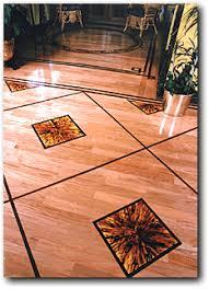 Faux Painted Floors - painted wood floors handpainted faux finishes on hardwood floors
