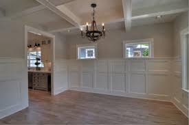 dining room trim ideas looking wine barrel chandelier look portland traditional