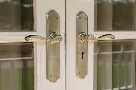 Patio Door Knobs Door Handles On Design Home External Doors Timber