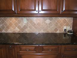 granite countertop modern espresso cabinets wavy glass tile