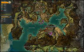 Gw2 World Map by Fractals Of The Mists Entrance 3 Guild Wars 2 Life