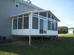 Deck To Sunroom Screen Rooms Screened In Porch Screen Walls Springfield Missouri