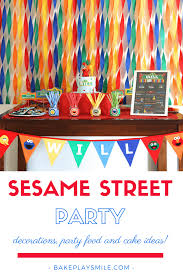 sesame decorations planning a sesame party decorations party food cake