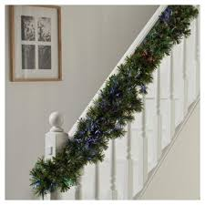 buy festive fibre optic multifunction garland from our all