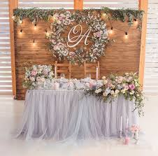wedding backdrop ideas 2017 wedding table backdrop ideas 6226