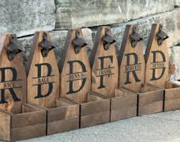 Wooden Groomsmen Gifts Bottle Cap Catcher Etsy