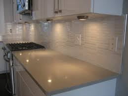 Backsplash Material Ideas - contemporary kitchen backsplash ideas with dark cabinets cottage