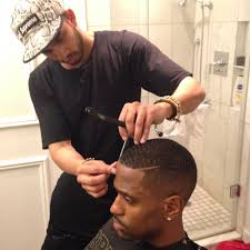 big sean haircut big sean thad deus