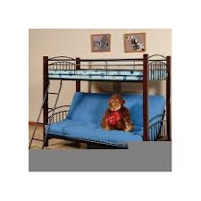 buy pelzer twin over full futon bunk bed