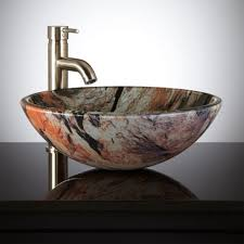 bathroom modern bathroom bowl sink narrow rectangular vessel