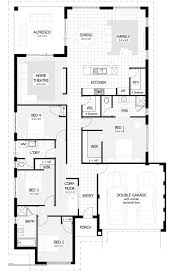 Blueprints Houses Madison Floor Plan Contempo Floorplans Pinterest House And