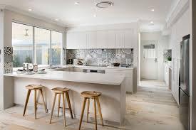 this open concept main floor design combines art deco with rustic