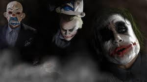 halloween the joker i u0027ve spend the last month drawing the joker bank heist edition