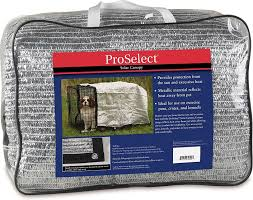 Dog Crate Covers Proselect Solar Dog Crate Canopy 6 X 6 Ft Chewy Com