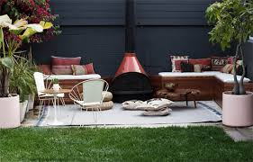 Diy Backyard Patio Ideas by Diy Patio Ideas With Stovepipe Fireplace