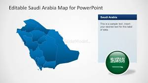 middle east map ppt map presentation of middle east country slidemodel