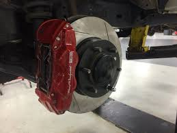 toyota tacoma brake upgrade what you done to your tacoma today 1st edition page