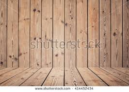 wall made wooden planks stock photo 390302446